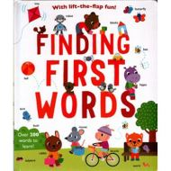Finding First Words (Lift The Flap)