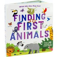 Finding First Animals (Lift-the-Flap)