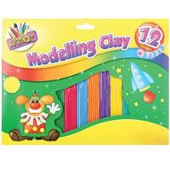 MEDIUM (12 STRIPS) MODELING CLAY