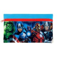 Marvel™ Avengers lat Zipper Pencil Case Official Back To School PVC Stationery