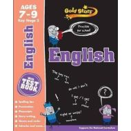 GOLD STARS: ENGLISH (AGES 7-9) (Activity Books)