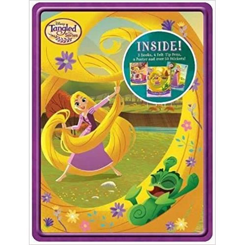 DISNEY TANGLED: HAPPY TIN