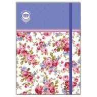 Victoriana Sweet Posy A5 Notebook : With Elastic Closure