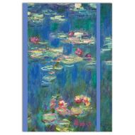 Monet A5 Notebook with Elatic Closure