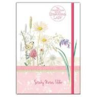 Sunny Meadows Large Sticky Note Folder