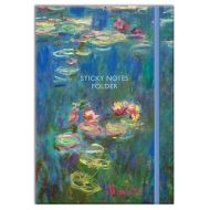 Monet: Large Sticky Note Folder