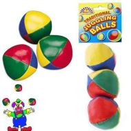 Set of 3 JUGGLING BALLS