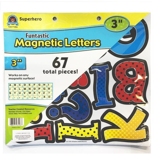 Funtastic Magnetic letters
