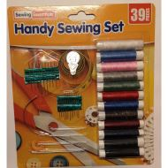 HANDY SEWING SET - 39 PIECES