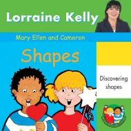 Mary Ellen and Cameron: Shapes