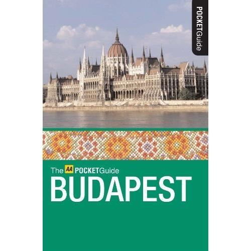 The AA Pocket Guide Budapest (Travel Guide)
