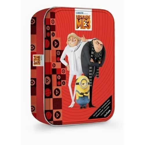 Despicable Me 3 Tin of Books