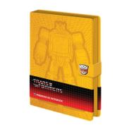 TRANSFORMERS BUMBLEBEE A5 NOTEBOOK