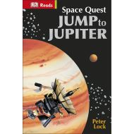 Space Quest Jump to Jupiter (DK Reads Starting To Read Alone)