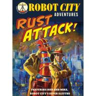 Robot City Rust Attack!