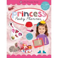 Party Planner: Princess Sticker Books