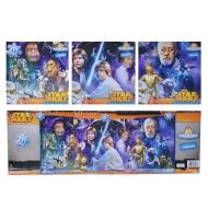Star Wars Original Trilogy 3 in 1 Panoramic Puzzle Set