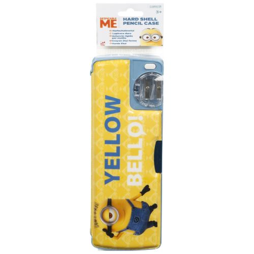 Minions Hard Shell Multifunctional Pencil Case