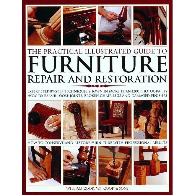 How To Repair & Restore Furniture (Hobbies) imagine