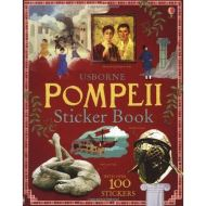 Pompeii Sticker Book (Information Sticker Books)