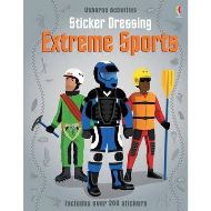 Sticker Dressing Extreme Sports