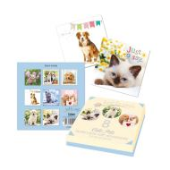 8 Pets Note Cards in Keepsake Box
