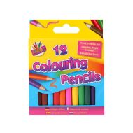 12 Artbox Half Size Colouring Pencils