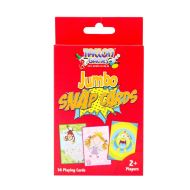 TALLON NEW CHILDREN'S JUMBO SNAP CARDS LARGE & COLOURFUL