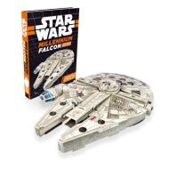 Star Wars - Millennium Falcon (Activity Book and Mega Model)
