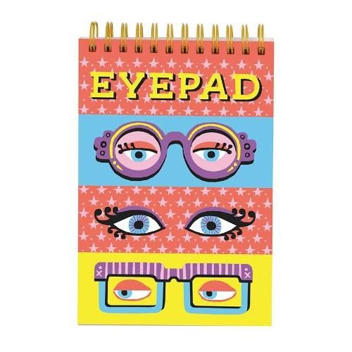 Eye Pad Lenticular Notepad