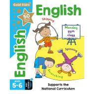Gold Stars English Ages 5-6 Key Stage 1 (Activity Books)