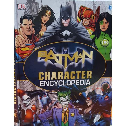 Batman Character Encyclopedia (Marvel)