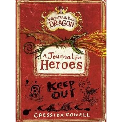 HOW TO TRAIN YOUR DRAGON- A JOURNAL FOR HEROES