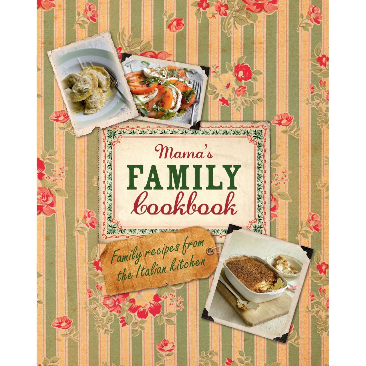 Mama's Italian Family Cookbook (hobbies) imagine