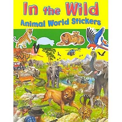 ANIMAL WORLD STICKERS