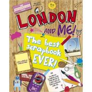 LONDON & ME THE BEST SCRAPBOOK EVER