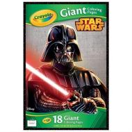 Crayola Star Wars Giant Coloring Pages