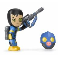 Mutant Busters Shooter Figurin