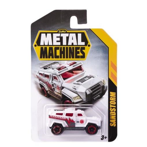 Zuru Metal Machines Cars Single Pack Assorted