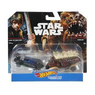 HOT WHEELS STAR WARS 2 PACK: LUKE SKYWALKER & RANCOR
