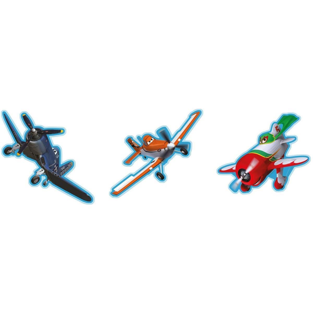 Disney Planes 3 Piece Card Decor imagine