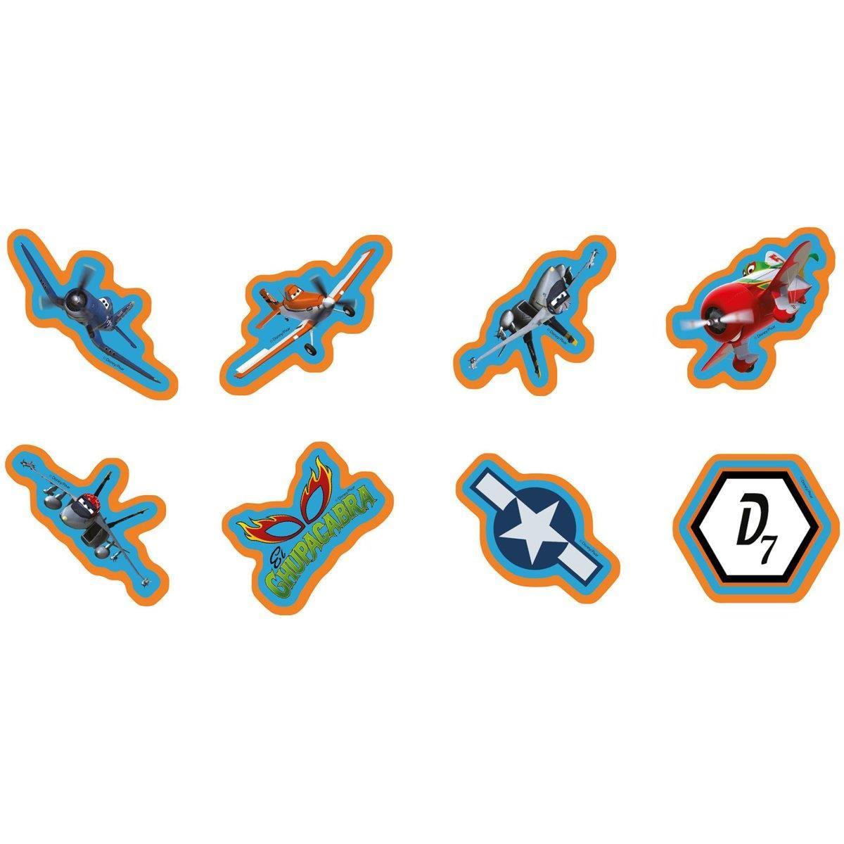 Disney Planes 8 Piece Card Decor imagine