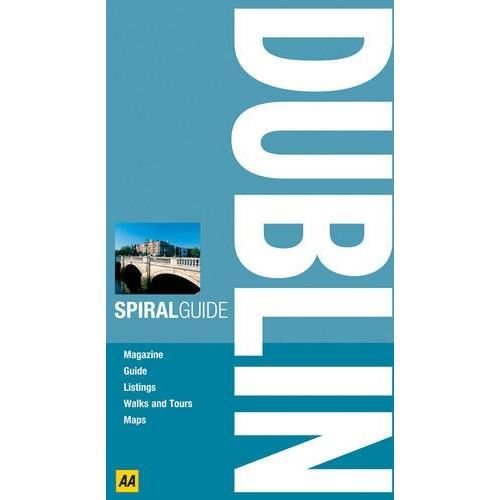 AA key SPIRAL GUIDE DUBLIN (Travel Guide)