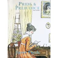 Jigsaw Puzzle Pride & Prejudice Book Box