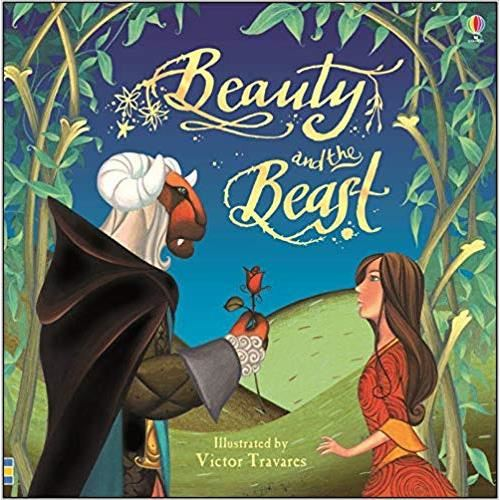 BEAUTY AND THE BEAST BOARD BOOK