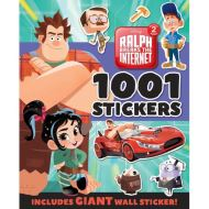 DISNEY - WRECK IT, RALPH 2: 1001 STICKERS