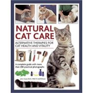 Natural Cat Care: Alternative Therapies for Cat Health and Vitality