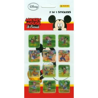 DISNEY STICKERS MICKEY AND FRIENDS