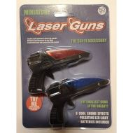 MINIATURE LASER GUNS