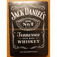 PLAYING CARDS - JACK DANIEL'S